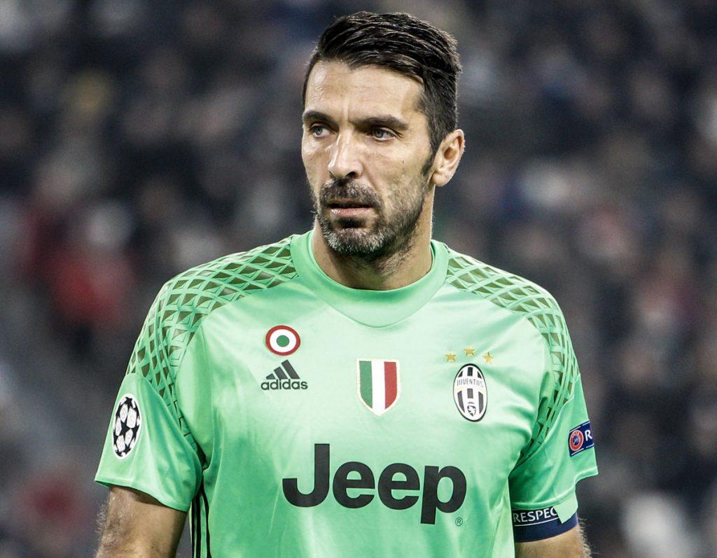 Gianluigi Buffon im Trikot von Juventus Turin (Foto Shutterstock)