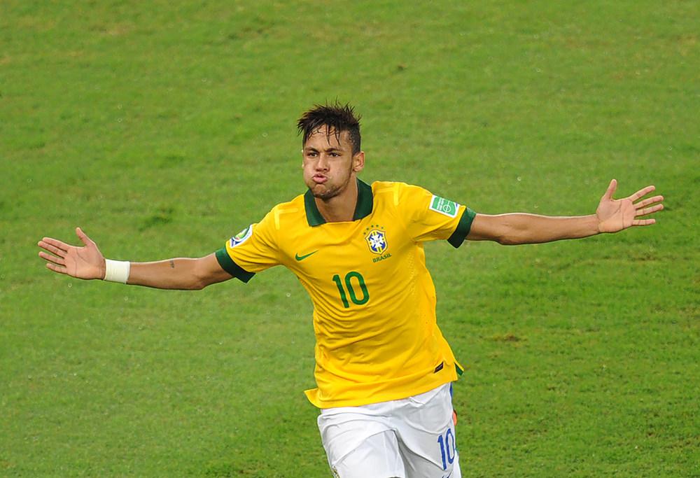 Der Brasilianer Neymar Jr. von Paris St.Germain mit der Rückennummer 10. (Foto Shutterstock)
